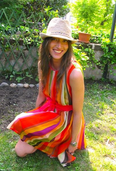 abito colore